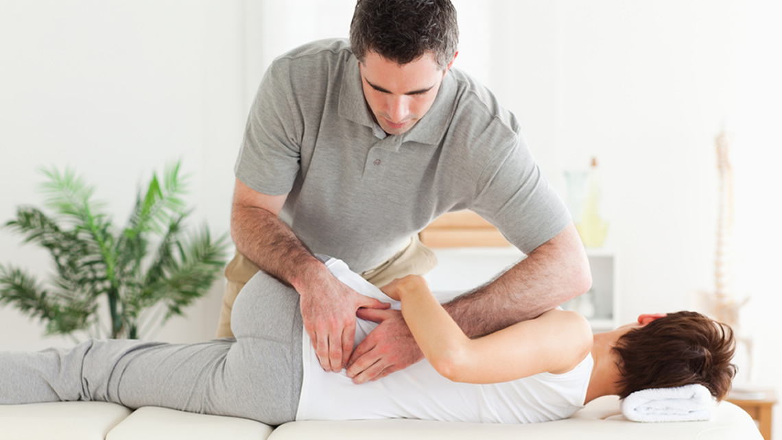 Osteopath Bayswater