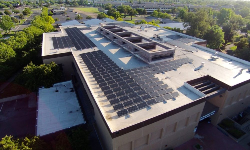 Solar Panels For Commercial Use Is It Beneficial Or Not