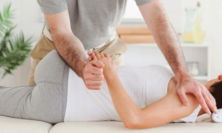 Osteopath Docklands