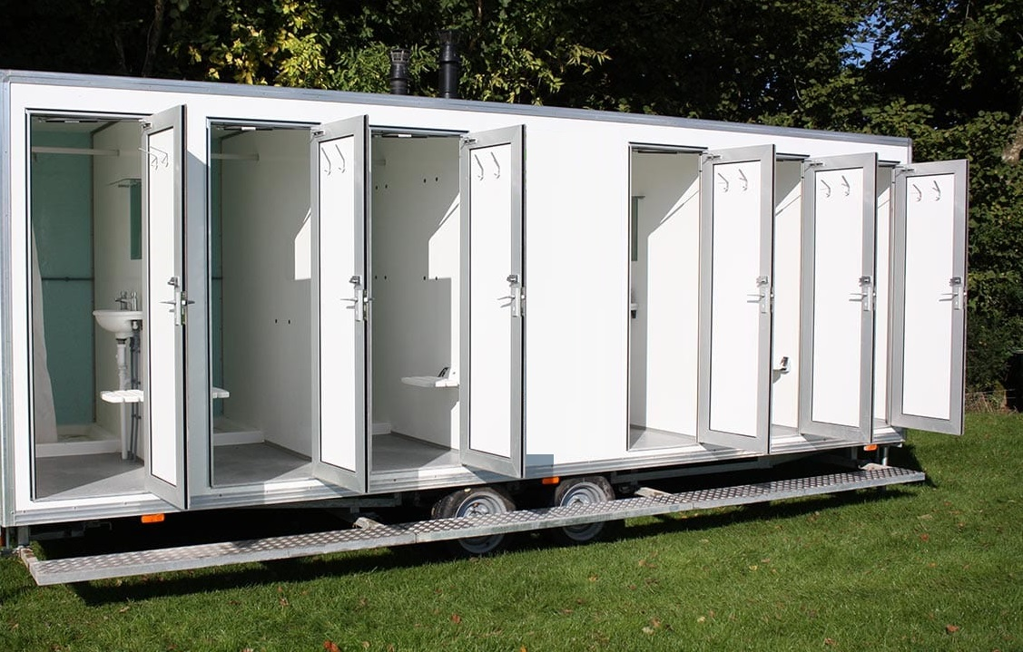 portable toilets brisbane