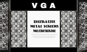 Decorative Metal Screens Melbourne