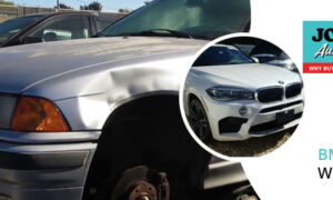 bmw wreckers melbourne