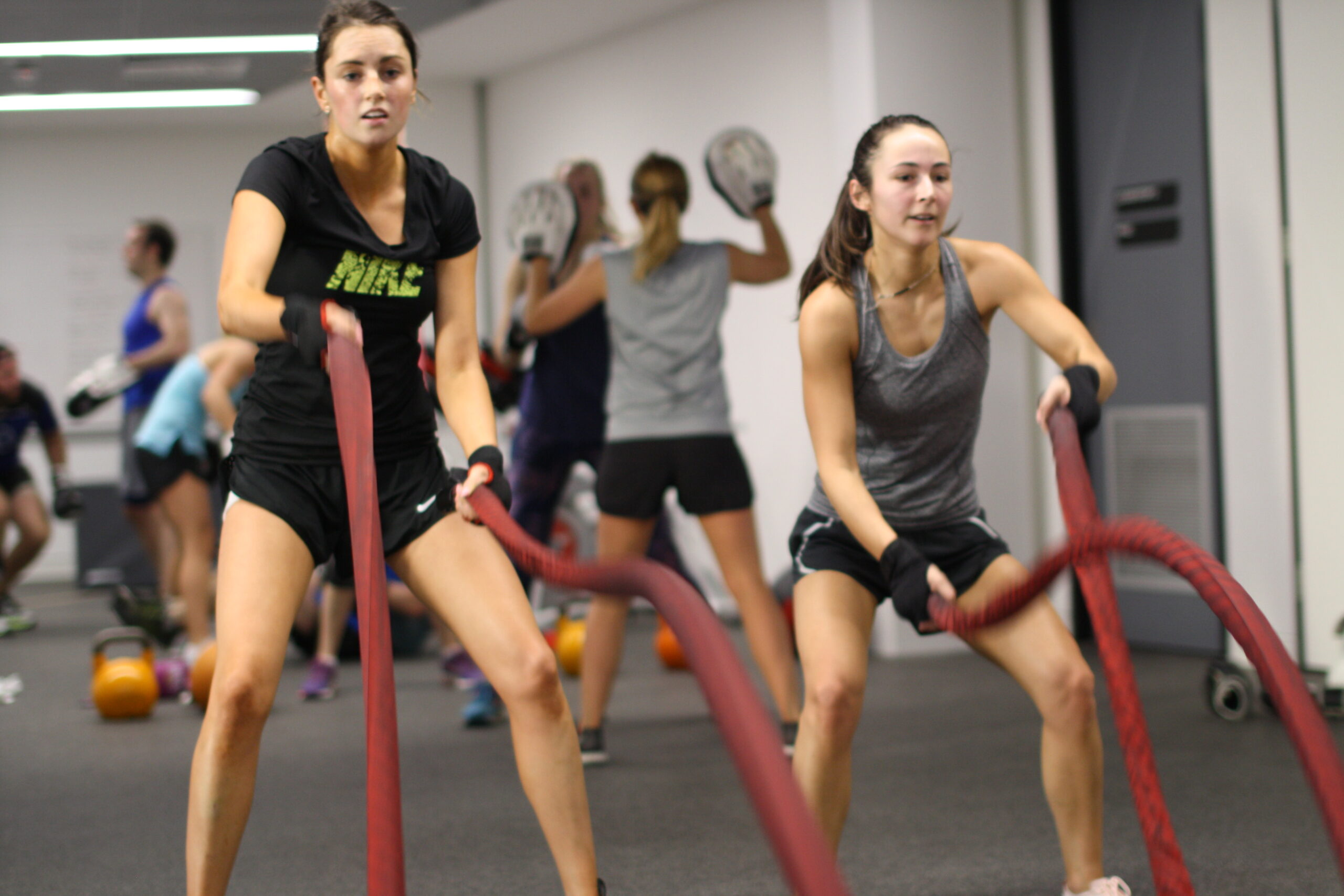 group fitness classes Chadstone